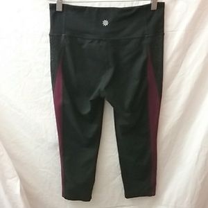Athleta yoga pants/leggings, size medium